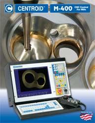 Centroid M-400  CNC retrofit control
