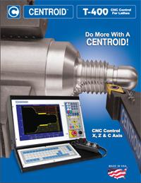 Centroid T-400    CNC retrofit control